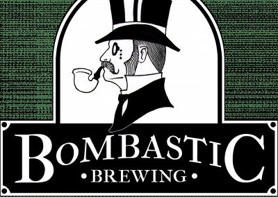 Bombastic Logo - Sticker and Coaster